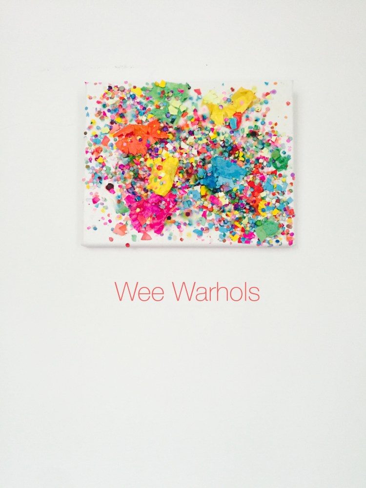 cascarones, confetti eggs, action art, process art, Wee Warhols, art classes, Austin, TX