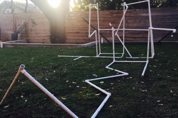 PVC pipe, PVC, building, construction, engineering, Wee Warhols, iearly childhood education, austin