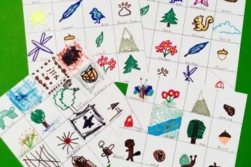 Hiking, bingo, Camping, family, games, Wee Warhols, Austin