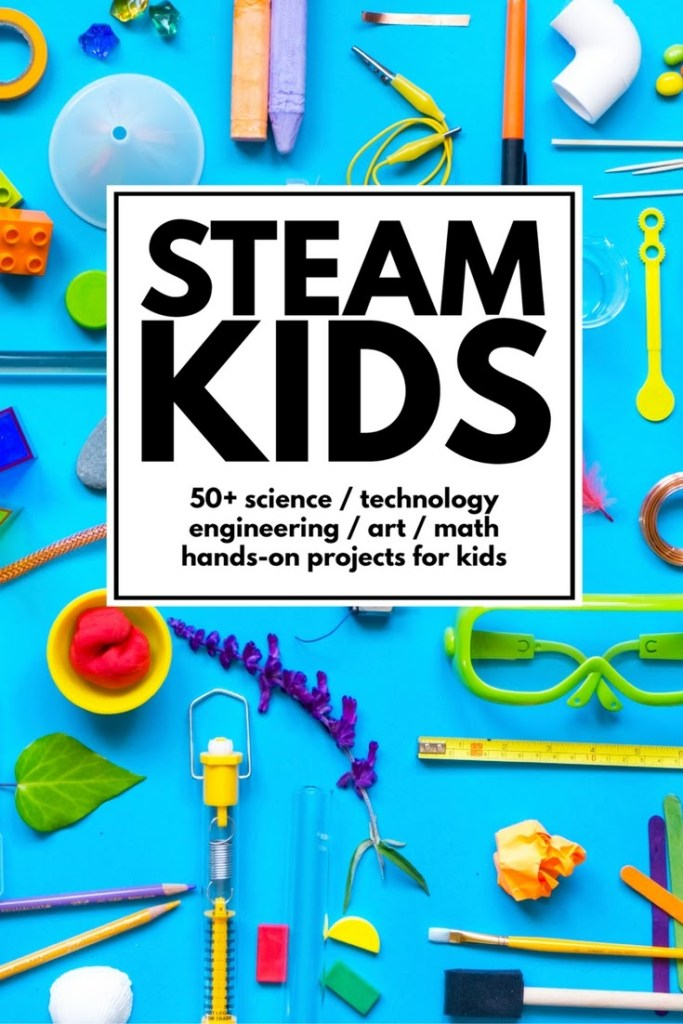 STEAM KIDS, book release, Wee Warhols, Austin, STEAM education, STEM, early learning