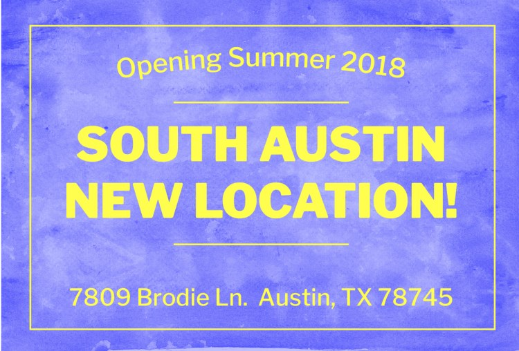 New Location in South Austin | Figment Creative Labs | Austin, TX