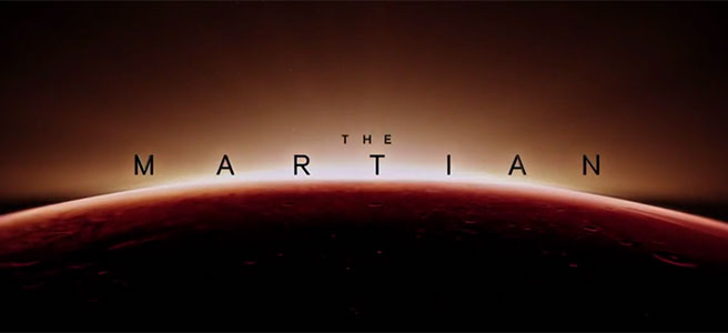 """The Martian"" Review"