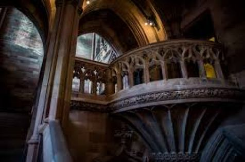 John Rylands Library, Manchester, UK