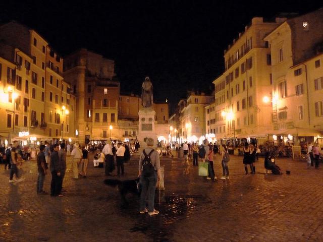 At San Pietro in Vincoli- Thomas Ray Garcia '16