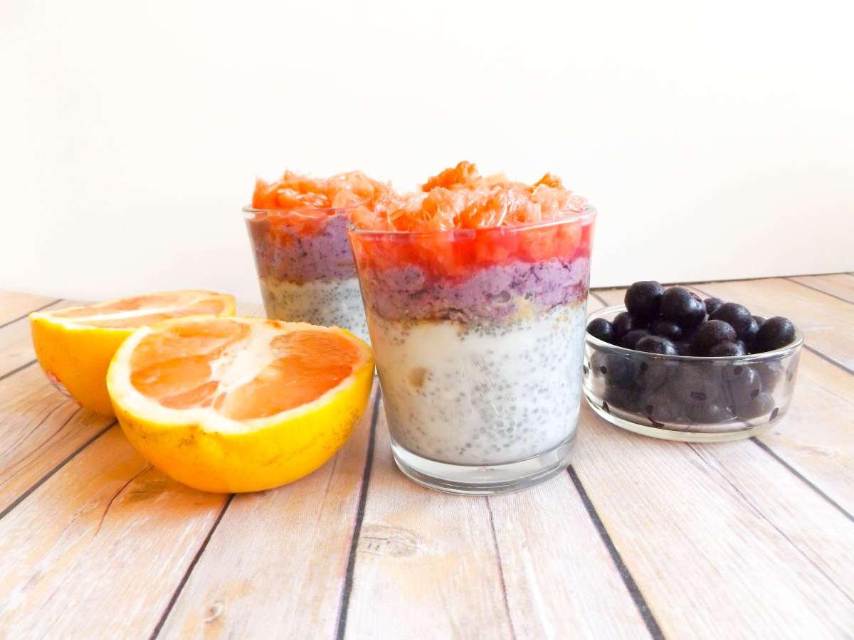 chia pudding with grapefruit & blueberry (1 of 1)-3
