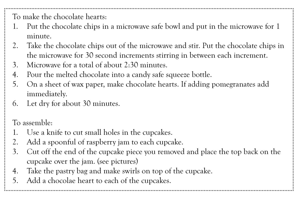 chocolate cupcakes part 2