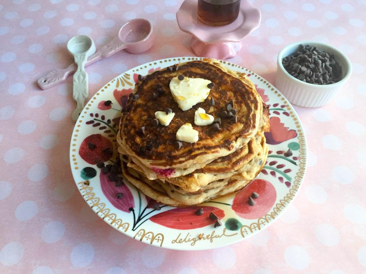 chocolate rasperry pancakes (1 of 1)-11