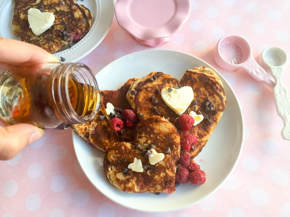 chocolate rasperry pancakes (1 of 1)-8