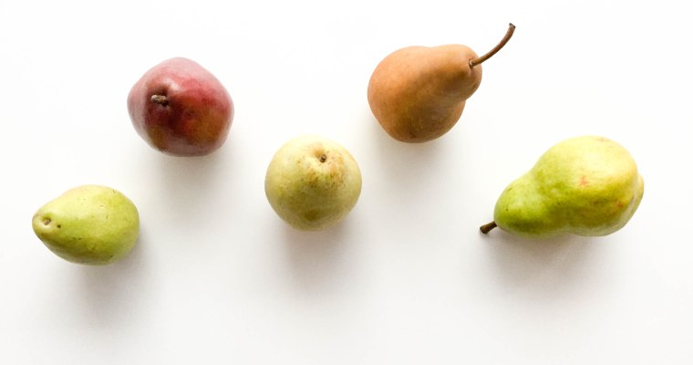 Featured Ingredient: Pears