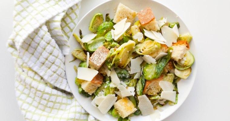 Brussels Ceaser Salad