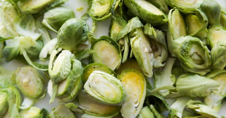 Featured Ingredient: Brussels Sprouts