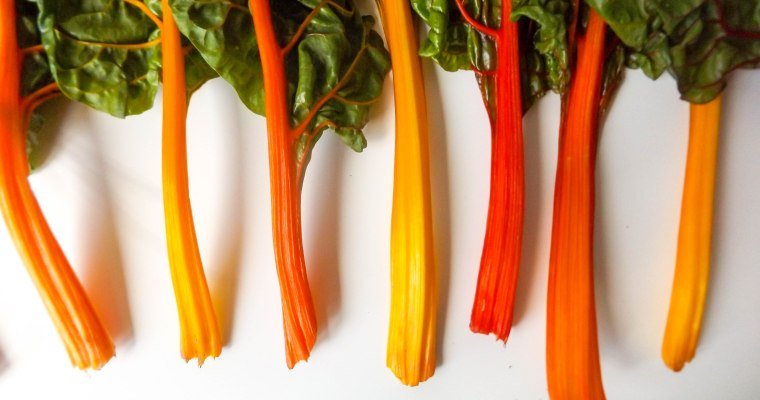 Featured Ingredient: Rainbow Swiss Chard