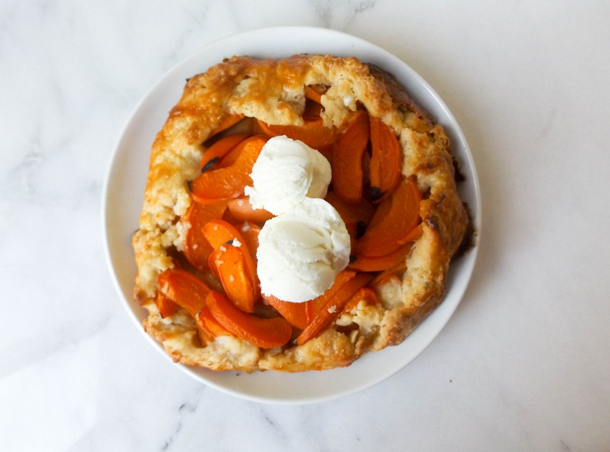 apricot galette (1 of 1)