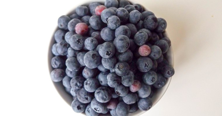 Featured Ingredient: Blueberries