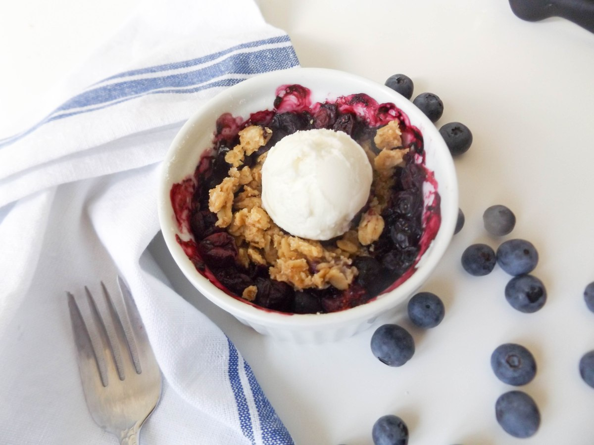 blueberry crisp (1 of 1)