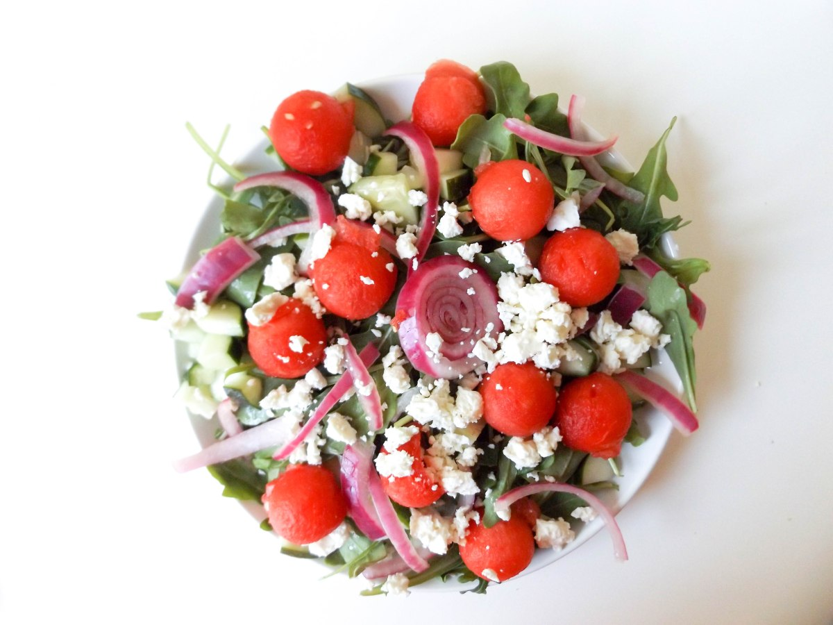 watermelon feta salad (1 of 1)-6