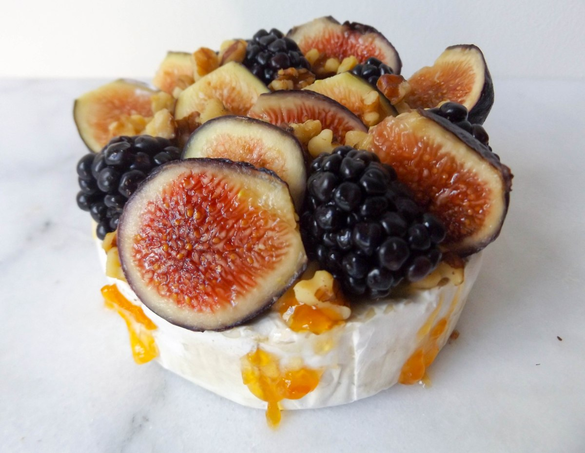 fig & blackberry baked brie (1 of 1)-12