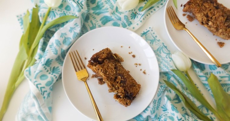 Matcha Zucchini Bread