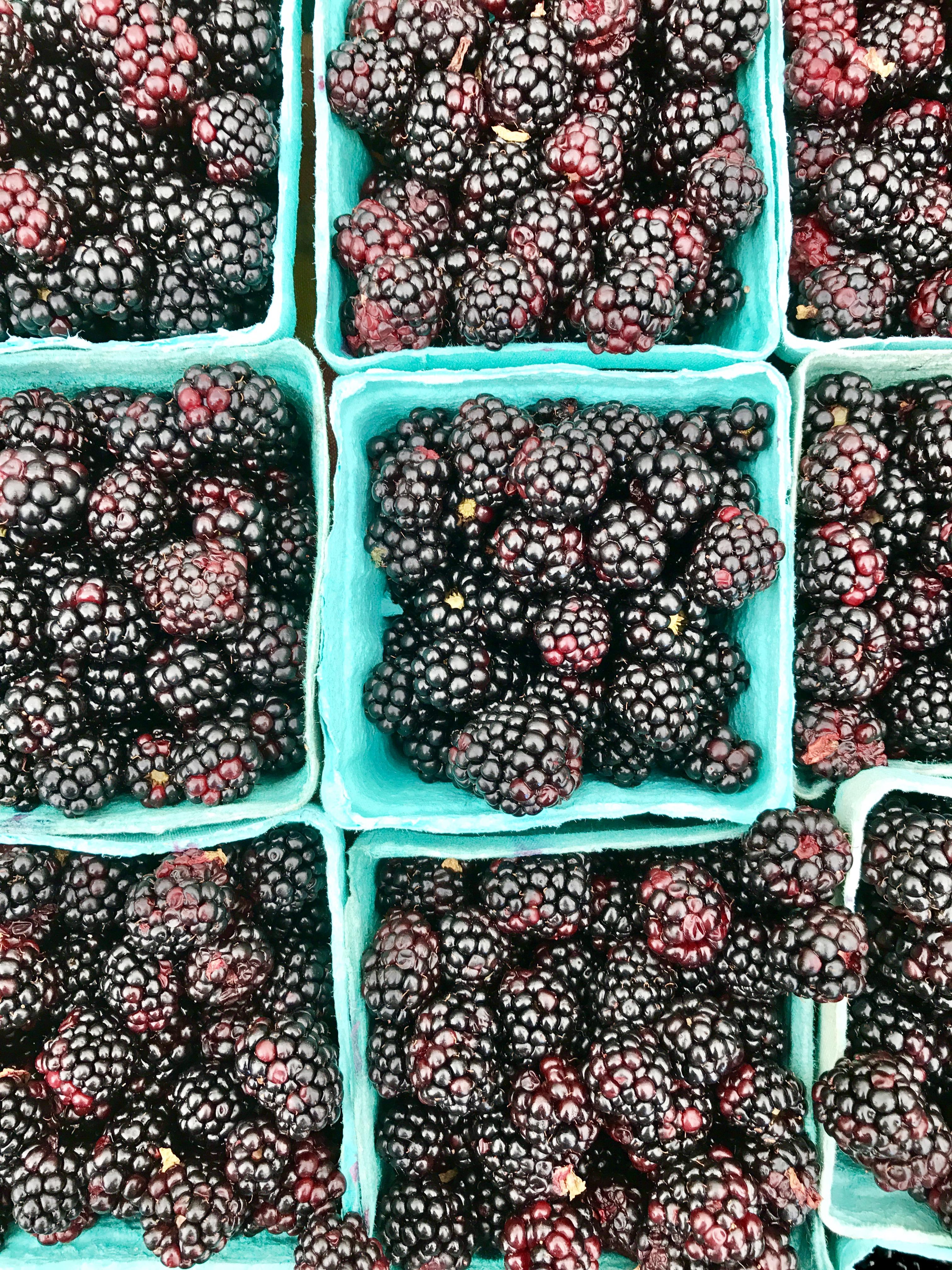Featured Ingredient: Blackberries