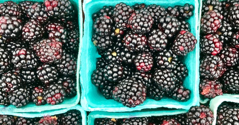 Featured Ingredient: Blackberries