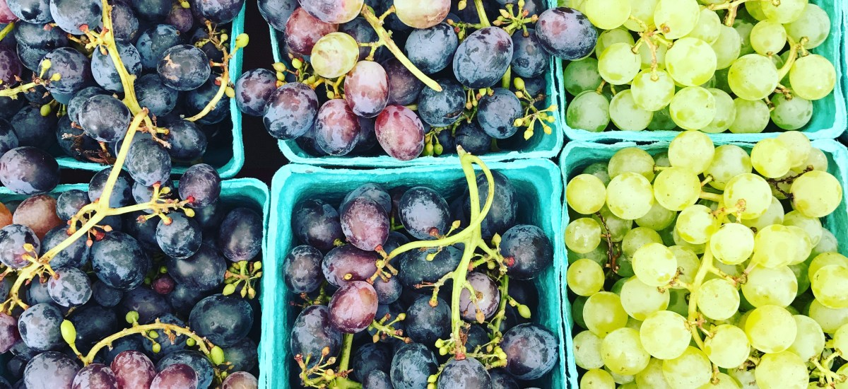 Featured Ingredient: Grapes
