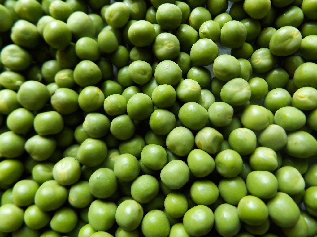 Featured Ingredient: Peas