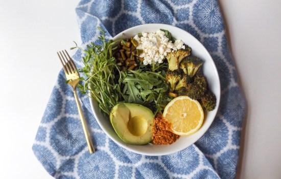 Spring Asparagus Salad