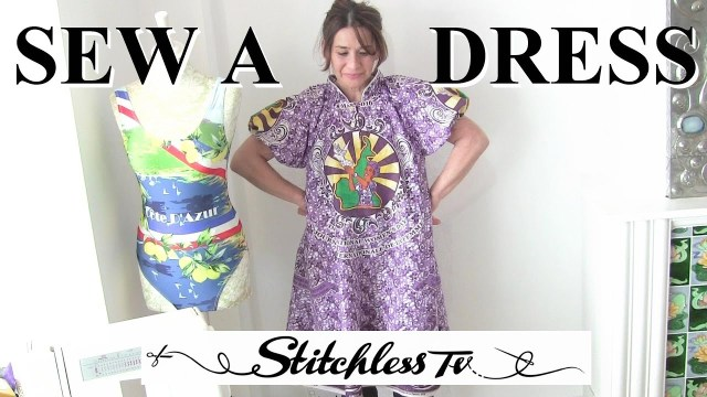 African Dress Patterns For Sewing How To Sew An African Print Dress Sewing Tutorial Youtube