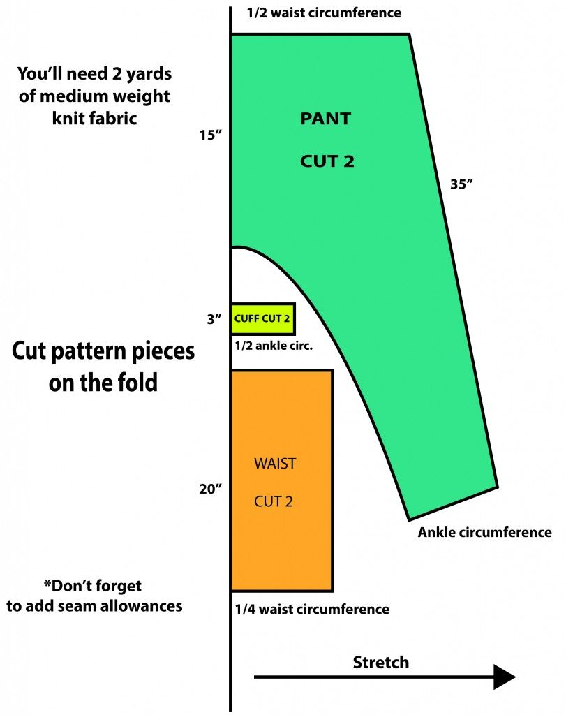 Aladdin Pants Sewing Pattern Found Sewing Patterns For The Haremsamuraiboho Pant Option