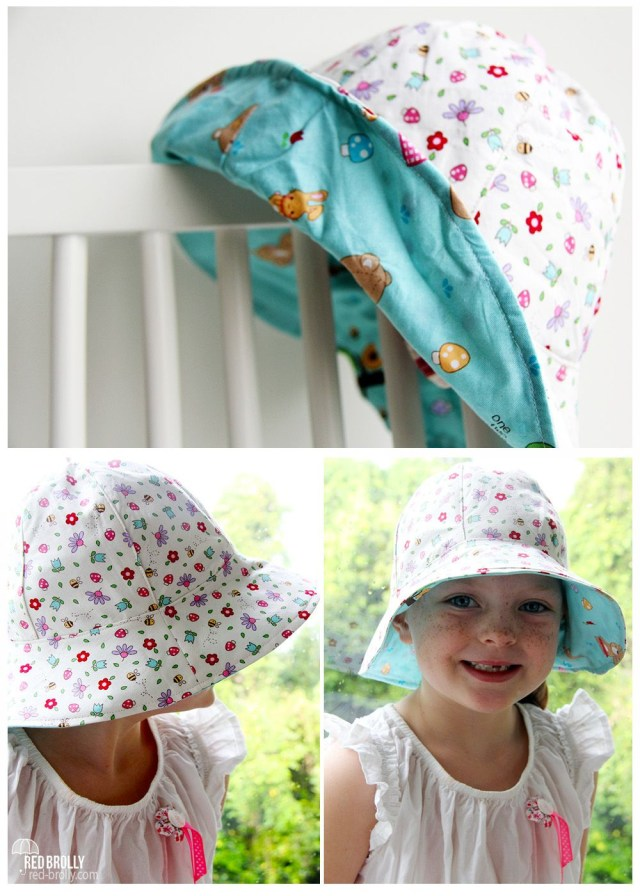 Baby Hat Sewing Pattern Kids Free Sun Hat Pattern And Downloadable Pdf Sewing Projects