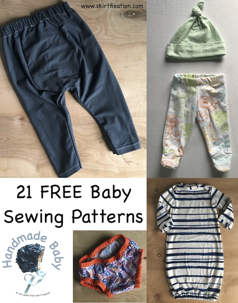 Baby Sewing Patterns 21 Free Ba Sewing Patterns Handmade Ba Skirt Fixation