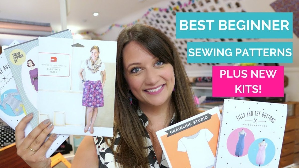 Beginner Sewing Patterns Top Beginner Sewing Patterns Our New Dressmaking Kits Youtube