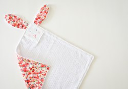 Blanket Sewing Patterns Diy Diy Bunny Lovey Project Nursery