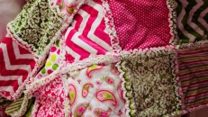 Blanket Sewing Patterns Diy How To Make A Rag Quilt Sewing Tutorial For Beginners Youtube