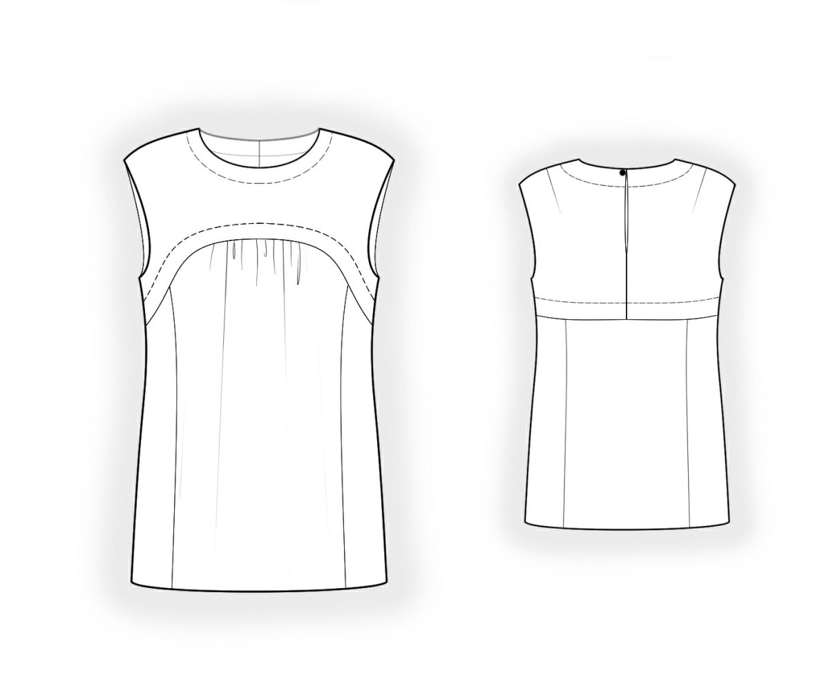 Blouse Sewing Pattern Free Blouse Sewing Pattern 4109 Made To Measure Sewing Pattern From
