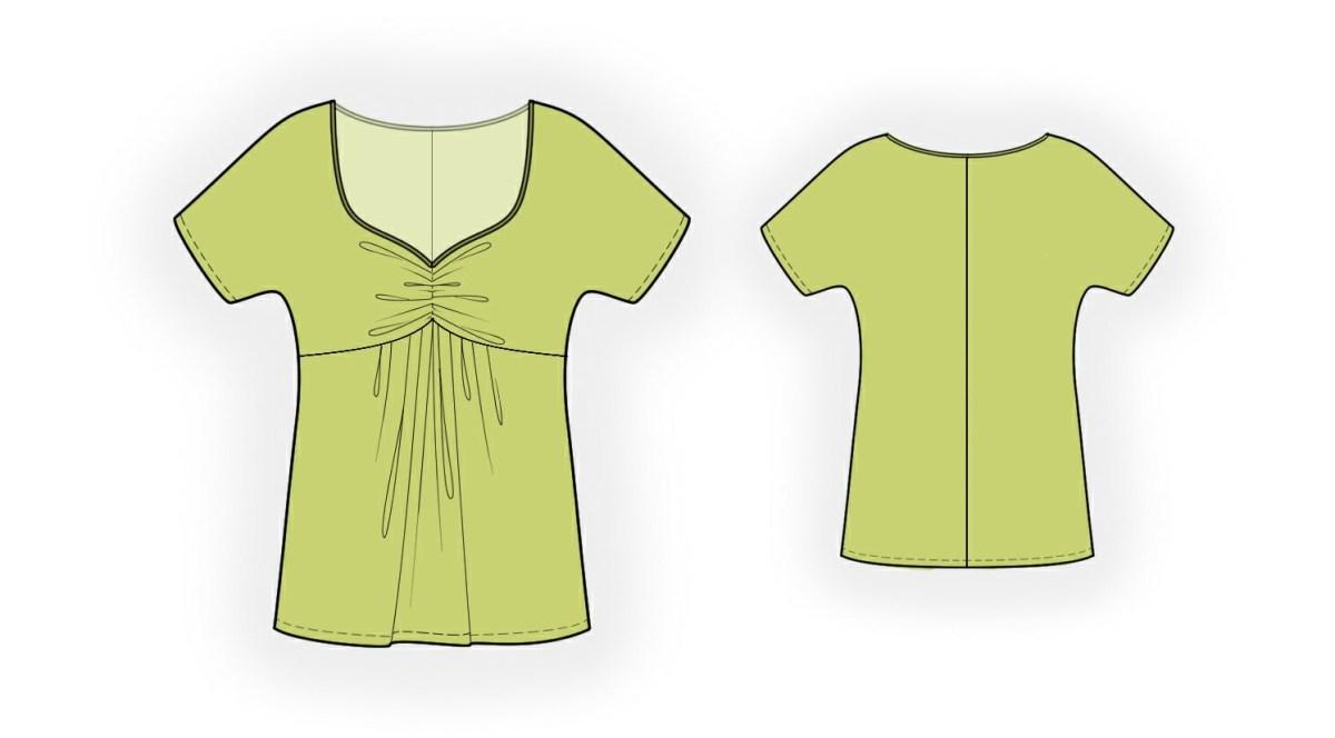 Blouse Sewing Pattern Free Silk Blouse Sewing Pattern 4062 Made To Measure Sewing Pattern