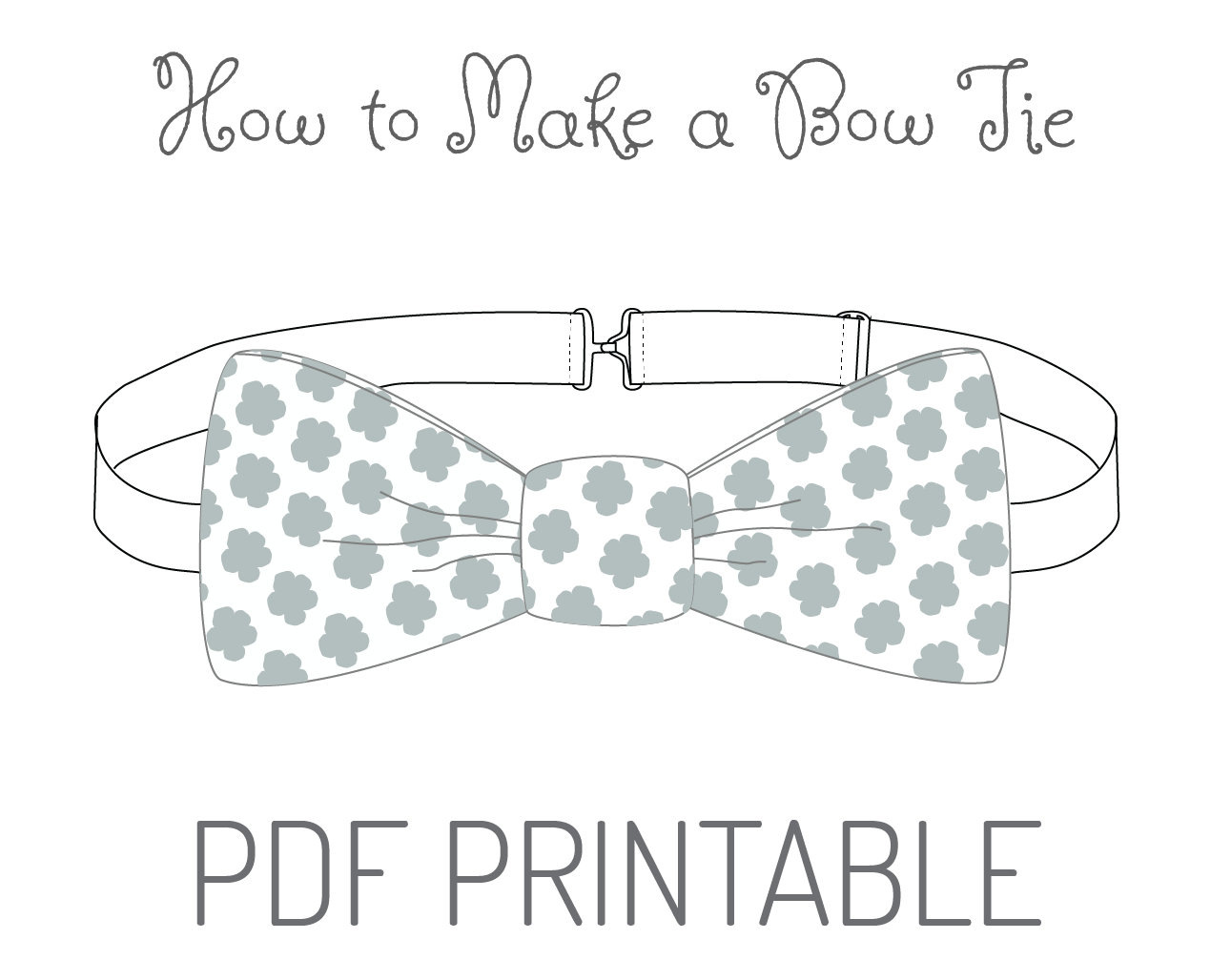 photograph about Printable Bow Tie Pattern referred to as 21+ Fantastic Image of Bow Tie Sewing Behavior