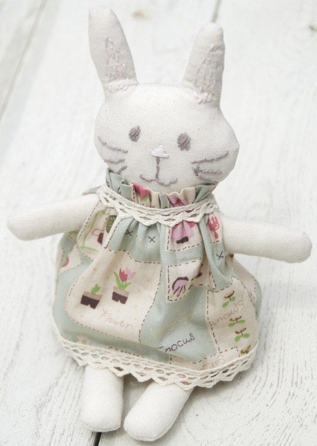 Bunny Sewing Pattern Likkle Bunny Sewing Pattern