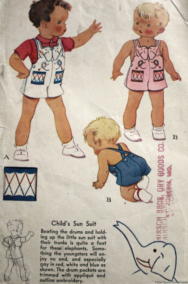 Childrens Sewing Patterns Vintage Childrens Sewing Pattern House Of Fashionvintage