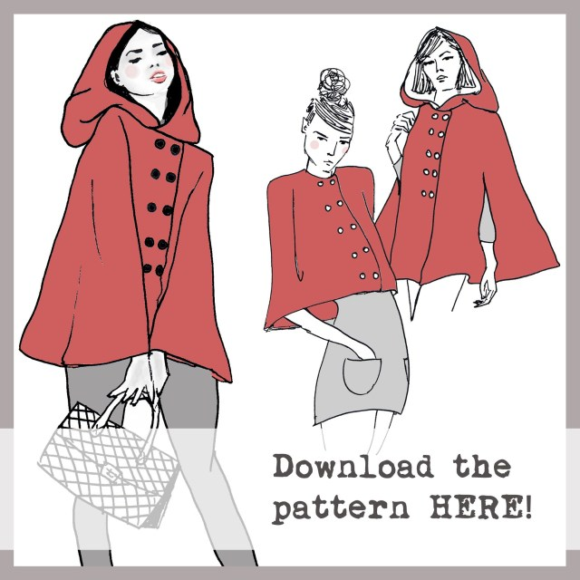Cloak Sewing Pattern Fairy Tale Cape Pattern This Blog Is Not For You Free Download