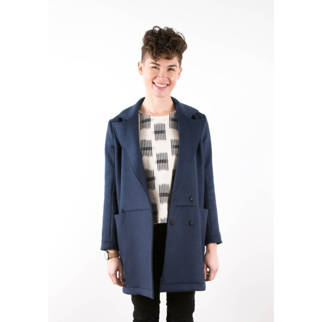 Coat Sewing Patterns Grainline Studio Yates Coat Sewing Pattern Dress Patterns Online