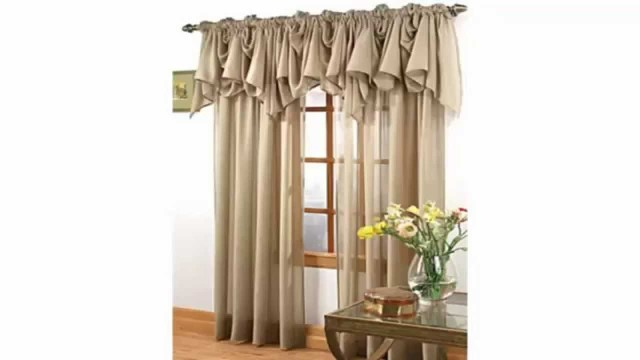 Curtain Sewing Patterns Curtain Beautiful With Pattern And Sewing Youtube