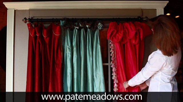 Curtain Sewing Patterns Curtain Panel Sewing Patterns Youtube