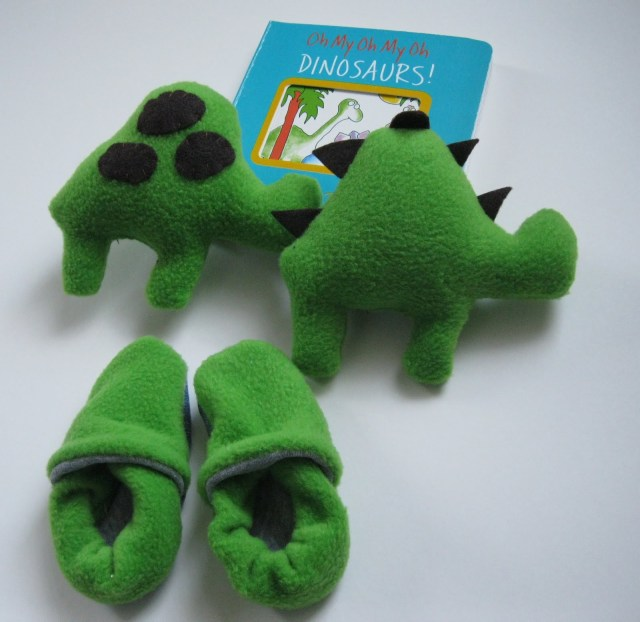 Dinosaur Sewing Pattern Monkey See Monkey Do Stuffed Dinosaur Tutorial Pattern