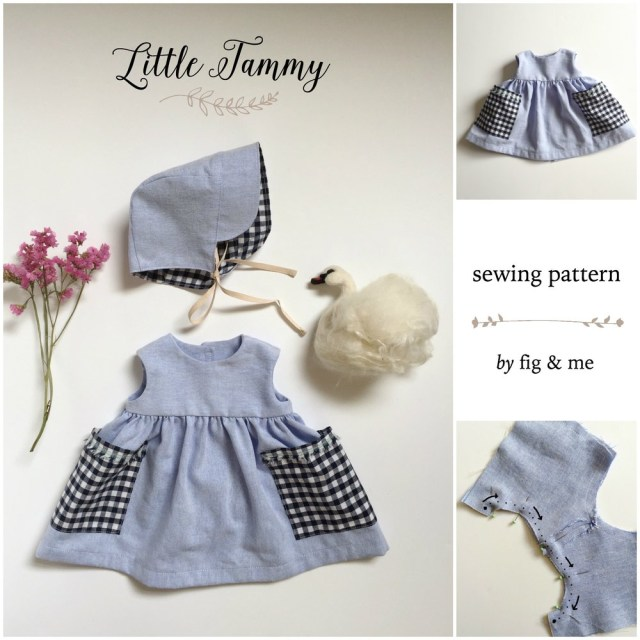 Doll Sewing Patterns Little Tammy Sewing Pattern Finally Ready Fig Me
