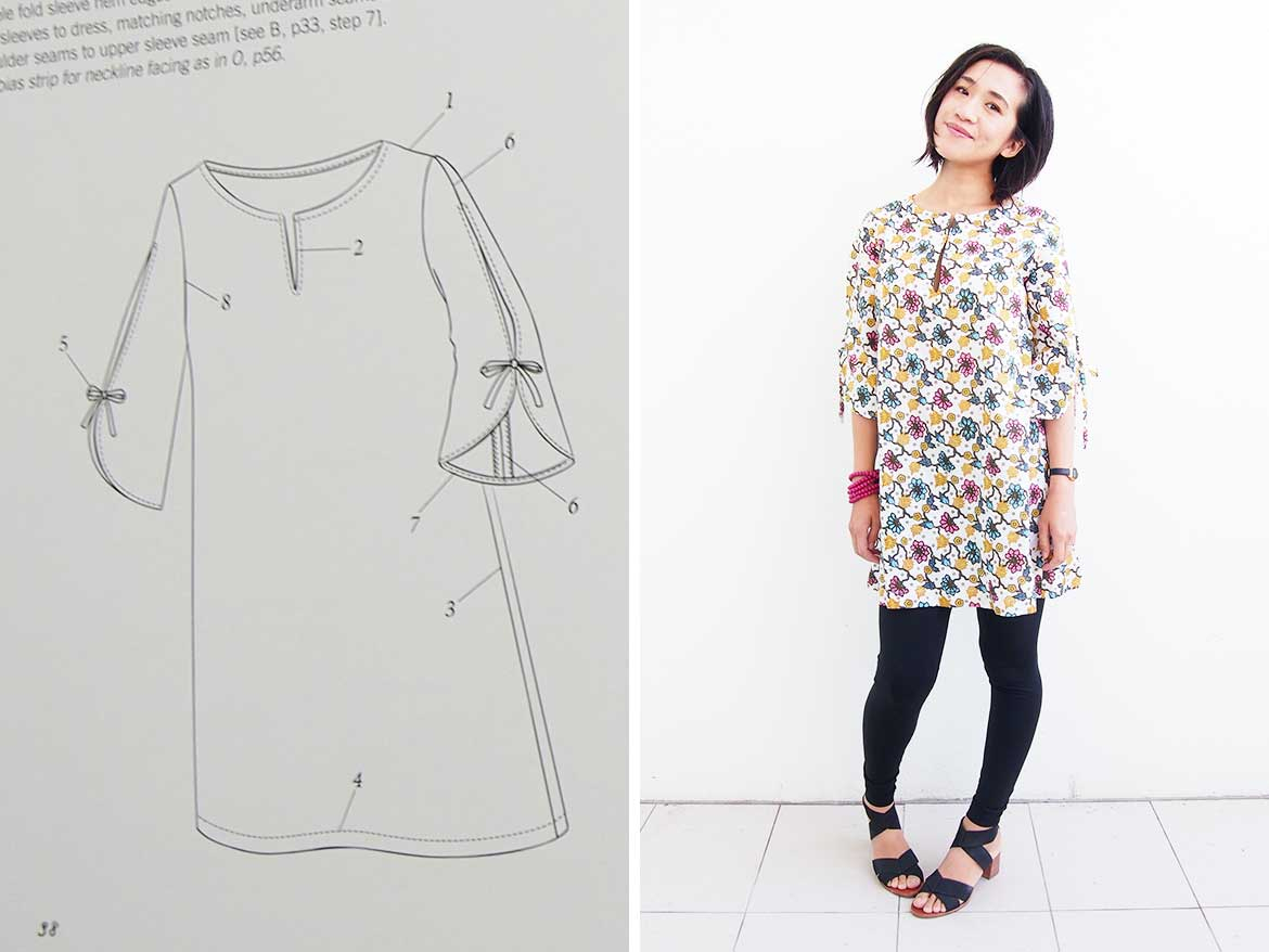Dress Sewing Patterns Tunic Dress Is This The Best Japanese Sewing Pattern Maker Sew