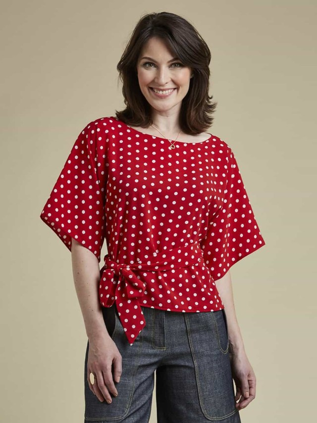 Easy Blouse Sewing Pattern Feminine To Formal Fabulous Blouse Sewing Patterns