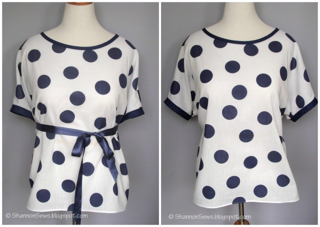 Easy Blouse Sewing Pattern Sewing Tutorials Crafts Diy Handmade Shannon Sews Blog For