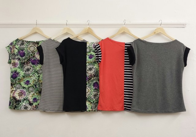 Easy Sew Patterns How To Sew T Shirts Wendy Ward