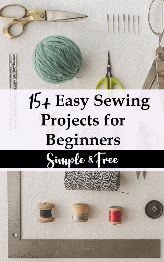 Easy Sewing Patterns For Beginners Free And Easy Beginner Sewing Projects For Free Gyct Designs